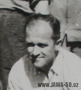 Designový návrhář Alojz Vačko, autor vzhledu motocyklů Jawa 50 Pionýr