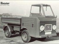 Samojízdný stroj Multicar M22