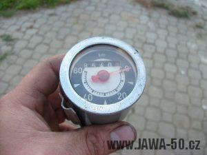 Tachometr Jawa 50 - varianta 1 (Jawa 555)