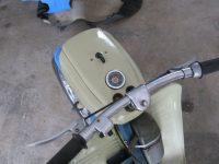Tachometr Jawa 50 (značka PAL) - varianta 5