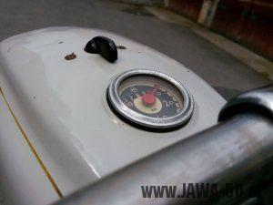 Tachometr Jawa 50 (značka PAL) - varianta 7 (vývozní)
