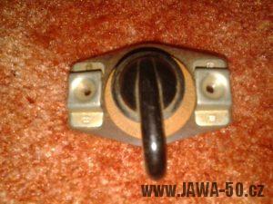 Jawa 50 Pionýr - hlavní přepínač, varianta 2