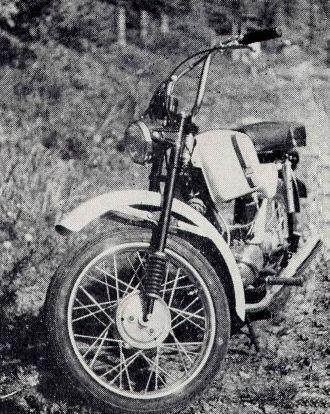Modernizované vývozní provedení Mustanga 1980