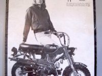 Americké motocykly Indian Ponybike s motorem Jawa 20 Pionýr