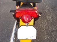Vývozní (exportní) motocykl Jawa 50 typ 23 Golden Sport - koncová svítilna Lucas L679