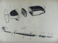 Jawa 05 (1962): rozebíratelný výfuk a tlumič sání