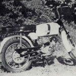 Jawa 50 typ 23 Mustang pro Velkou Británii