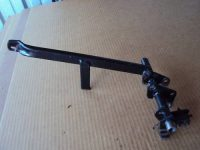 Stupačkový kříž s držákem brzdového spínače exportní Jawy 23 Golden Sport