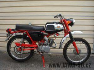 Jawa 90 (SK-90) typ 36 Trail - export do USA (foto Martin Samson)