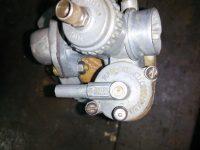 Novější karburátor Jikov 2915 PSb motocyklu Jawa 05 Pionýr (od roku 1964)