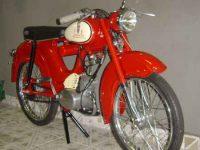 Brazilský moped Leonette s motorem Jawa 552 (Stadion S22)