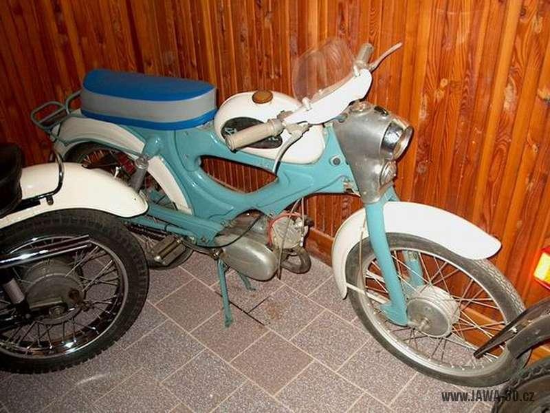 Moped Stadion S23 Sport (Jawa 552)