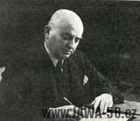 Ing. Dr. techn. h.c. František Janeček, zakladatel firmy Jawa