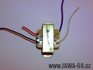 Transformátor 6/230V