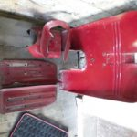 Revmaplech Jawa 555 - starší provedení