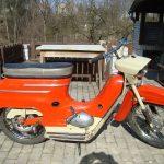 Motocykl Jawa 50 typ 05 Standard (1966)