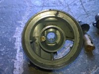 Karburátor Jikov 2912 - novější verze - difuzor