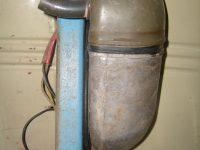 Jawa 05 - karburátor Jikov 2915PS-11 - tlumič sání (čistič)