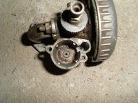 Jawa 550 - starší verze karburátoru Jikov 2912P
