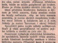 Svět Motorů 14/1958 (strana 443) - Zlepšení detailů Pionýrara_01