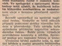 Svět Motorů 18/1960 (strana 572) - Pracovníci Z9k majitelům mopedů Jawetta