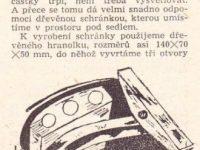 Svět Motorů 9/1962 (strana 283) - Schránka na svíčku a žárovky do Pionýra