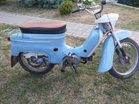 Jawa 21 Sport z roku 1967 v původním stavu