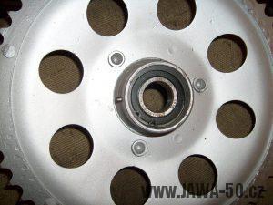 Řetězové kolo (rozeta) Jawa 50 - varianta 5