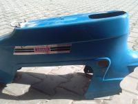 Jawa 50 typ 21 Sport (Pionýr) - čtvrtá etapa z roku 1975 - zadní blatník s nálepkou