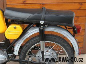 Jawa 23 Golden Sport 3. generace - sedadlo s popruhem